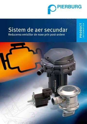 Sistem de aer secundar - MS Motor Service International GmbH
