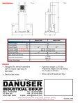 Danuser Postmaster - Slab Blaster - Page 2