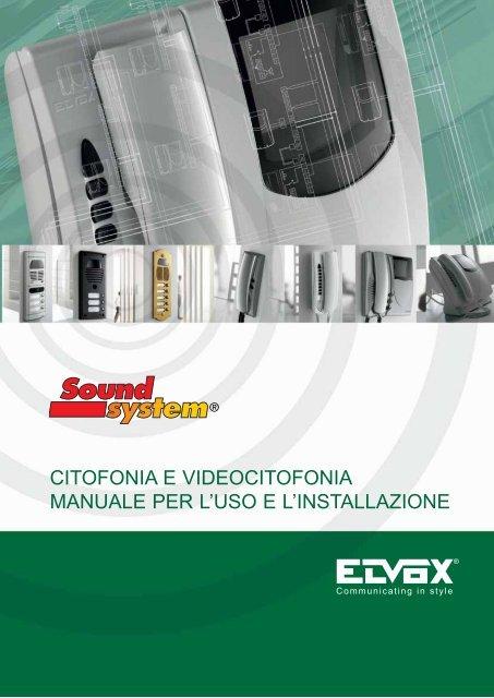 Schema Elettrico Citofono Elvox 831 : Elvox art related keywords suggestions elvox art