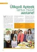 Loe 2007 talve ajakirja - Ülikooli Apteek - Page 4
