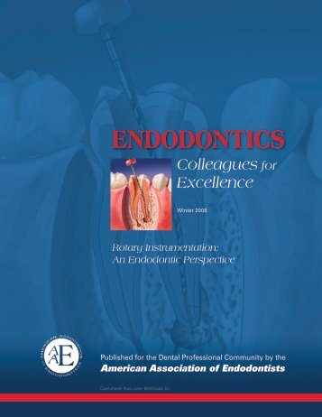 Endodontics - American Association of Endodontists
