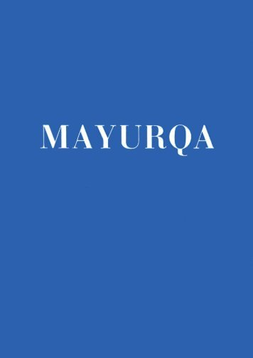 Mayurqa - Volum 6