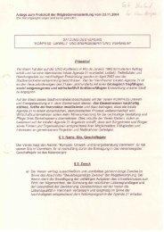 zur Satzung - Umwelt-Kompass