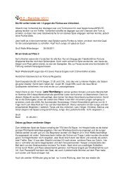 B 2 - Berichte 10/11 - TSV05 Ronsdorf eV