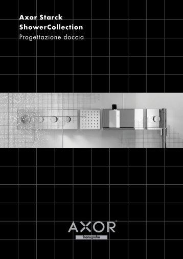 Axor Starck ShowerCollection Progettazione doccia - Hansgrohe