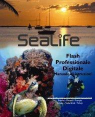 Manuale - Sealife Cameras