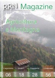 Agricoltura e Montagna - Archivio Digitale - Inea