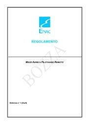 Oggetto: Organizzazione sub-direzionale territoriale ... - ANACNA