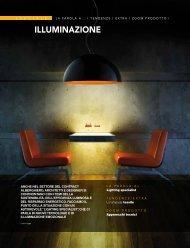 Suite, lighting - LU Murano