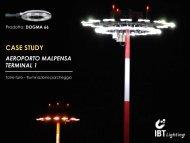 Torre faro - Ibt Lighting