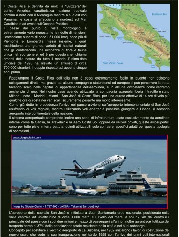 Costa Rica civil airport - AVIA