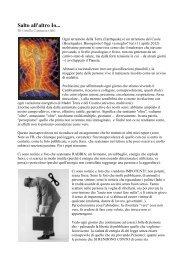 I terremoti di Gaia e l'energia che ci aiuta - COMUNICAZIONE ...