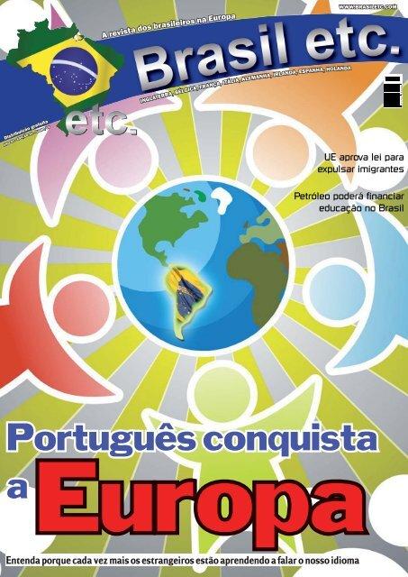 8628a326c BRASIL Os - Revista Brasil Etc