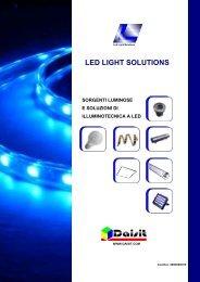 LED LIGHT SOLUTIONS