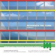RESIDENZA TRE TORRI - Immobiliare Mazzoleni