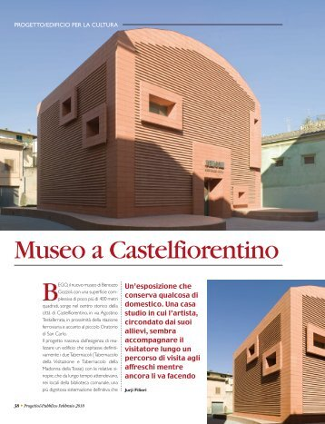 Museo a Castelfiorentino - Oice