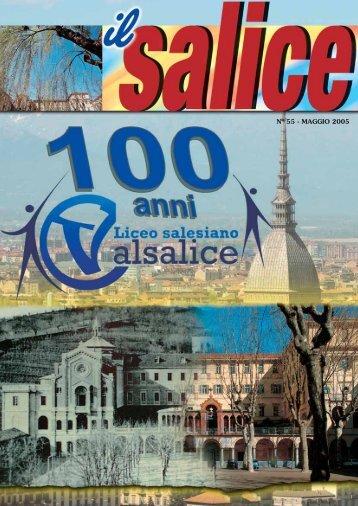 Nº 55 - MAGGIO 2005 - Liceo Salesiano Valsalice
