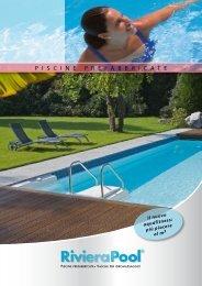 Piscine prefabbricate I modelli - Luxuryspa
