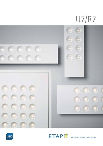 Brochure U7-R7 - ETAP Lighting