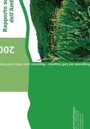 Scarica il Rapporto sullo Stato dell'Ambiente 2009 - Parco ...