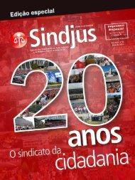 Revista do Sindjus 66 - Sindjus-DF