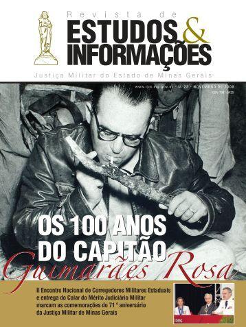 23 - Tribunal de Justiça Militar do Estado de Minas Gerais