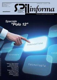 """""""Polo 12"""" - Tavolo Innovazione - Comune di Livorno"""