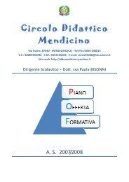 A. S. 2007/2008 - Gruppo Astrofili Menkalinan