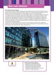 Nuovi centri direzionali - Urban Center