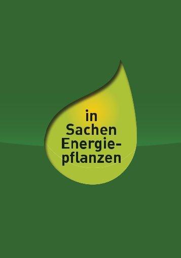 Energiepflanzen - Agentur für Erneuerbare Energien