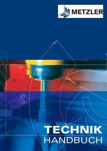HAHN+KOLB Technikhandbuch