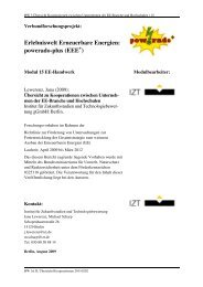 Powerado Übersicht Unternehmenskooperationen 20110202