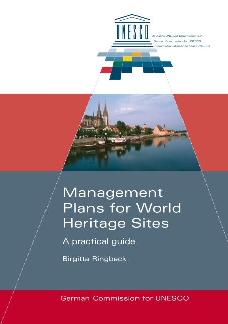 Management Plans for World Heritage Sites - Unesco