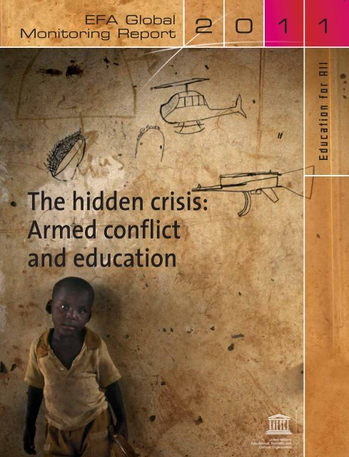 Armed Conflict and Education - Unesco