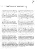 Kriterien für die Anerkennung und Überprüfung - Bundesamt für ... - Seite 5