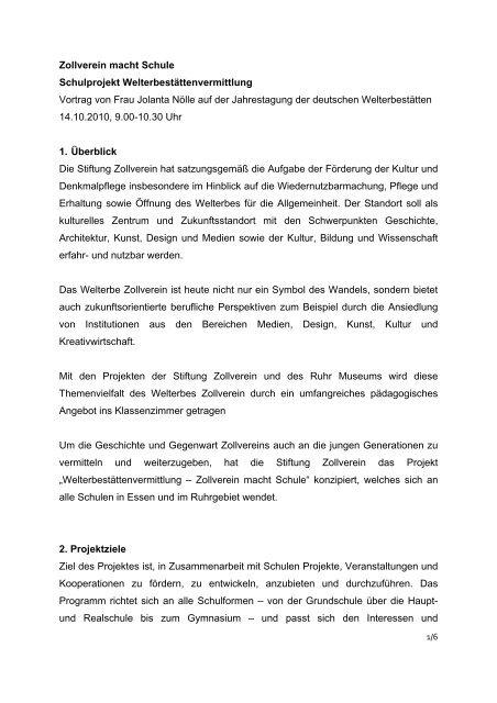 Vortrag PDF ( 41,4 KB ) - Unesco