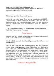 Vortrag PDF ( 35,4 KB ) - Unesco