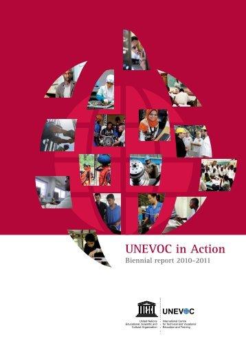 Read the report - Unesco-Unevoc