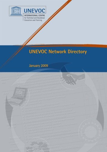 Download UNEVOC Network Directory - Unesco-Unevoc
