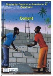 Cement - Unesco-Unevoc
