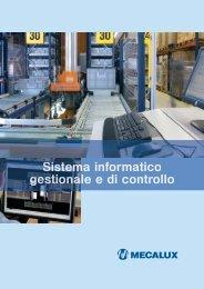 Sistema informatico gestionale e di controllo - Mecalux
