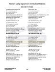 2008 Worker's Comp Industrial Insurance Carriers - Matrix ... - Page 5