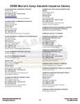 2008 Worker's Comp Industrial Insurance Carriers - Matrix ... - Page 7