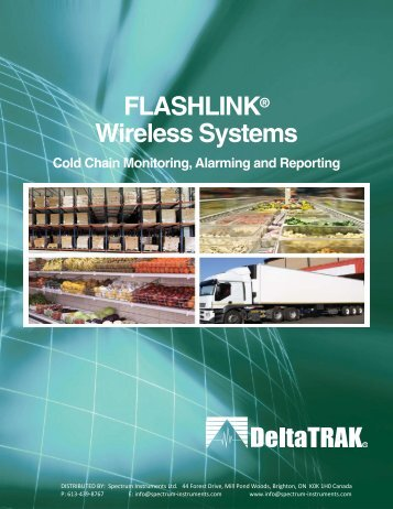 FLASHLINK® Wireless Systems - Spectrum Instruments Ltd.