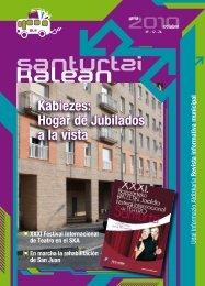 Octubre 2010 - Ayuntamiento de Santurtzi