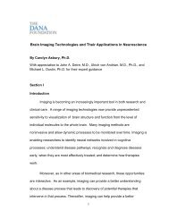 Brain Imaging Technologies and Their Applications in Neuroscience
