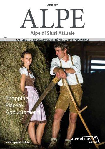 Alpe di Siusi Attuale - Seiser Alm