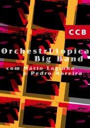 OrchestrUtopica Big Band - Centro Cultural de Belém