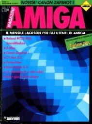 Gruppo Editoriale - Amiga Magazine Online