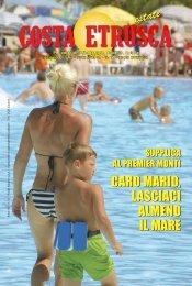 Giugno - Luglio - Agosto 2012 - Costa Etrusca